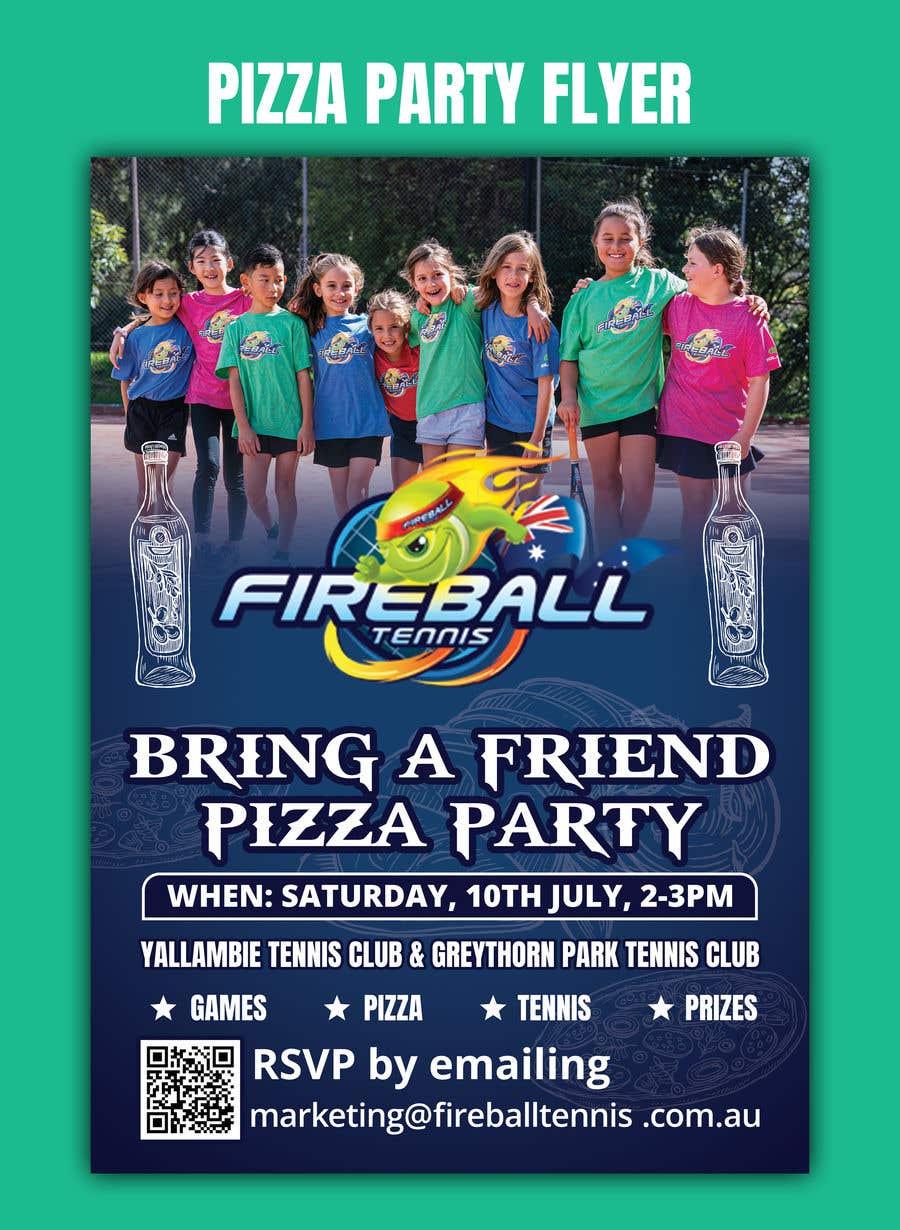 Penyertaan Peraduan #                                        35                                      untuk                                         Fireball Bring a Friend Pizza Party