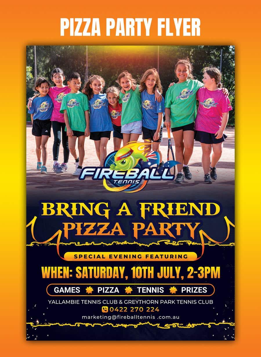 Penyertaan Peraduan #                                        37                                      untuk                                         Fireball Bring a Friend Pizza Party