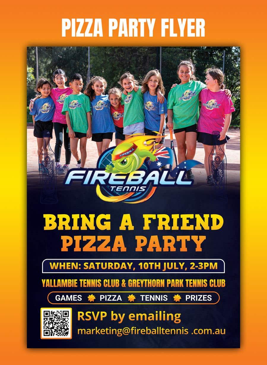 Penyertaan Peraduan #                                        38                                      untuk                                         Fireball Bring a Friend Pizza Party