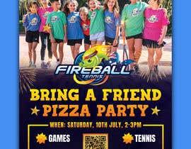 #39 untuk Fireball Bring a Friend Pizza Party oleh TheCloudDigital