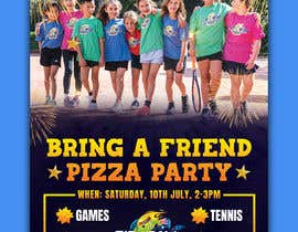 #40 untuk Fireball Bring a Friend Pizza Party oleh TheCloudDigital
