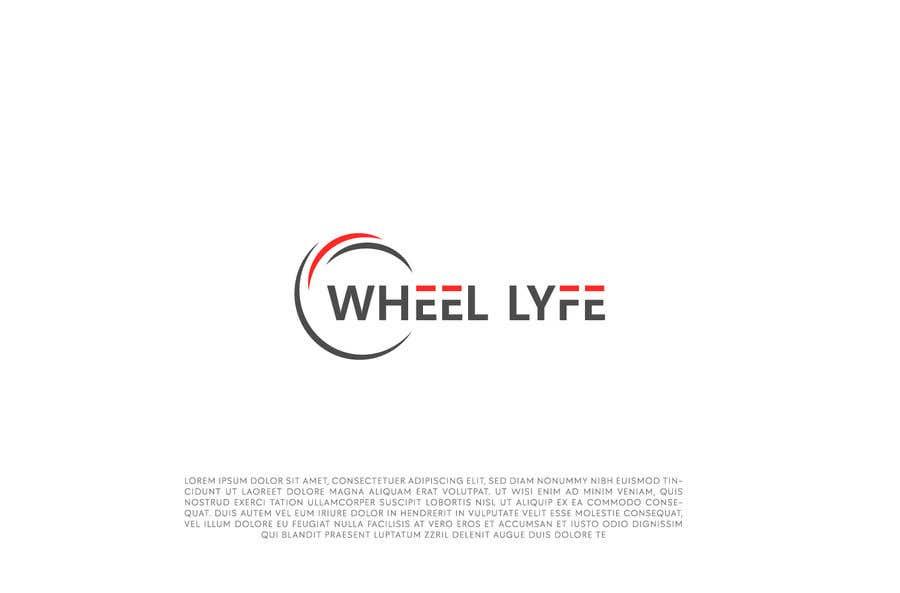 Bài tham dự cuộc thi #                                        135                                      cho                                         EUC Wheel Lyfe Logo Design