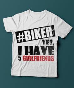 #8 untuk Design a T-Shirt , hastag related oleh akazuk