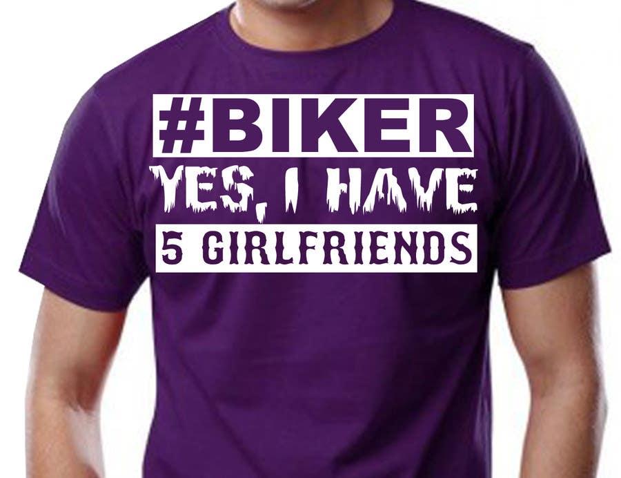 Penyertaan Peraduan #11 untuk Design a T-Shirt , hastag related