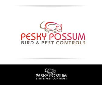 #14 untuk Design a Logo for Pesky Possum Pest Control oleh hassan22as