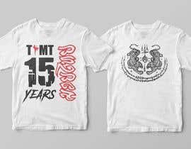 tanvirmoon101 tarafından 15yrs Anniversary T-Shirt Design için no 92