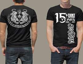 Unique05 tarafından 15yrs Anniversary T-Shirt Design için no 98
