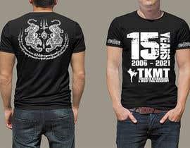 Unique05 tarafından 15yrs Anniversary T-Shirt Design için no 184