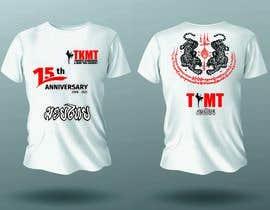 RishiDev73k tarafından 15yrs Anniversary T-Shirt Design için no 163
