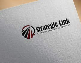 "nº 37 pour Design a Logo for ""Strategic Link"" par stojicicsrdjan"