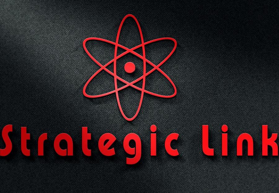 """Konkurrenceindlæg #33 for Design a Logo for """"Strategic Link"""""""