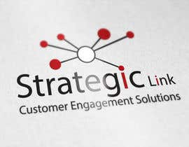 "#55 para Design a Logo for ""Strategic Link"" por shmahmed"