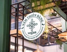 #327 untuk Vegan Restaurant Logo Design oleh CreatvieBB