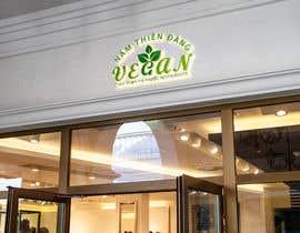 #263 untuk Vegan Restaurant Logo Design oleh ZahidsCreation