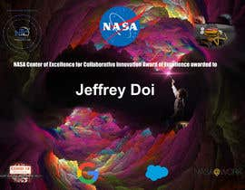 #27 для NASA Challenge: Design a CoECI Team Member Certificate от gastonguzman89