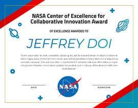 #42 для NASA Challenge: Design a CoECI Team Member Certificate от shanemcbills01