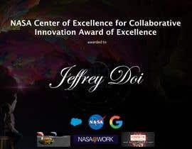 #49 для NASA Challenge: Design a CoECI Team Member Certificate от sofiadesigner14