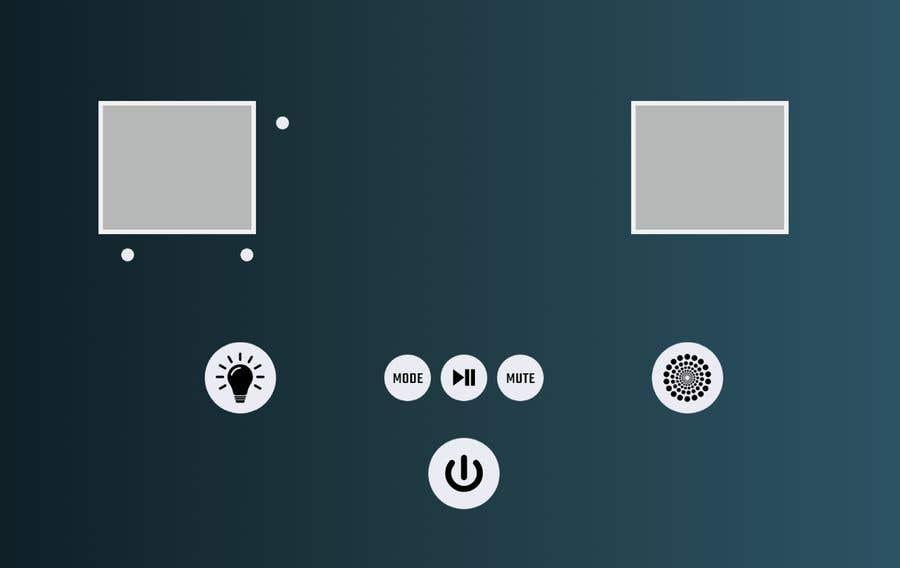 Konkurrenceindlæg #                                        47                                      for                                         Redesign a control panel