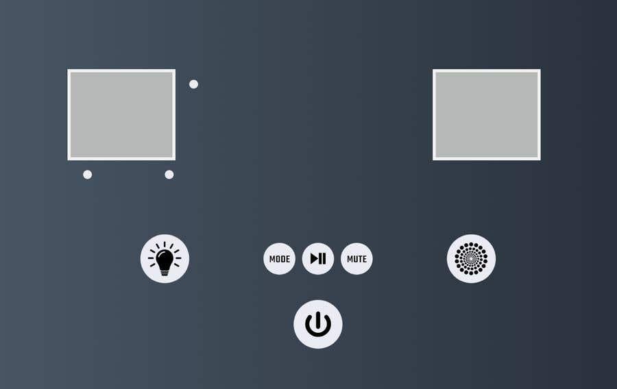 Konkurrenceindlæg #                                        49                                      for                                         Redesign a control panel