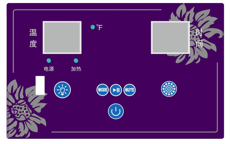 Konkurrenceindlæg #                                        10                                      for                                         Redesign a control panel