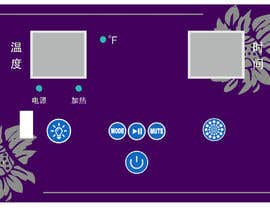 #10 for Redesign a control panel af bdmdzia