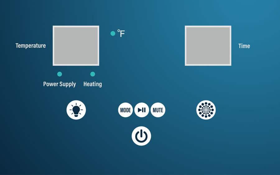 Konkurrenceindlæg #                                        41                                      for                                         Redesign a control panel