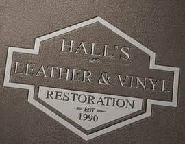 #27 for Leather and Vinyl Company Logo by Hassan12feb
