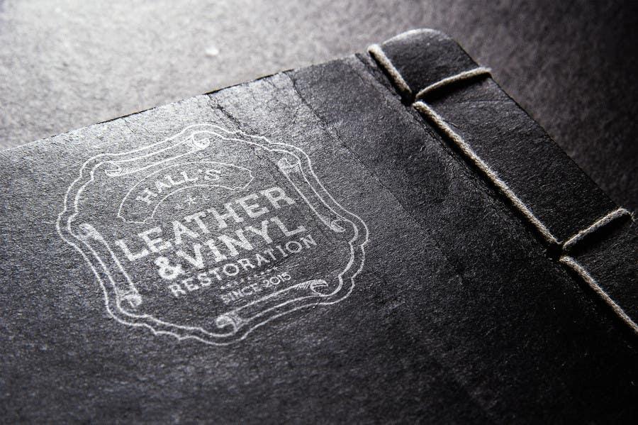 Konkurrenceindlæg #                                        3                                      for                                         Leather and Vinyl Company Logo