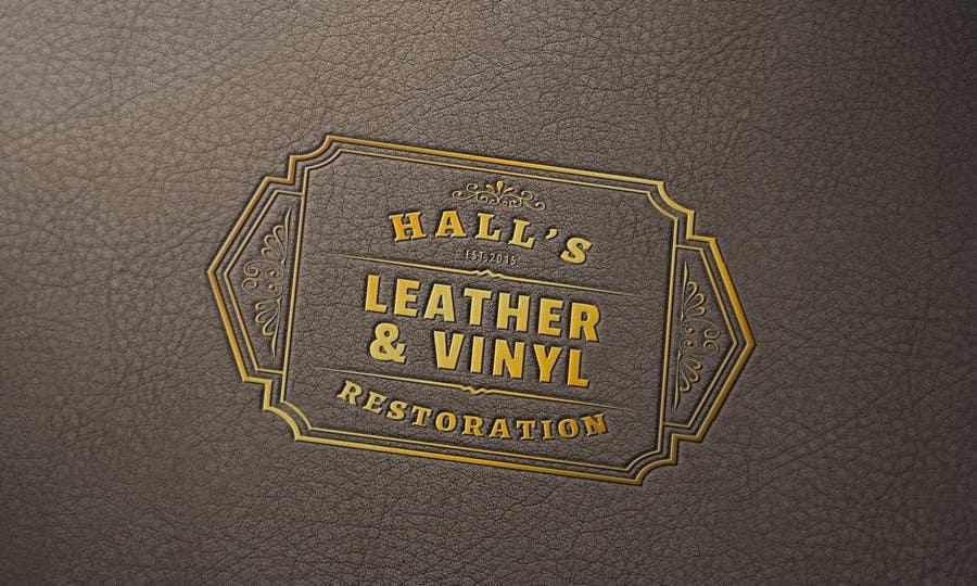 Konkurrenceindlæg #                                        15                                      for                                         Leather and Vinyl Company Logo