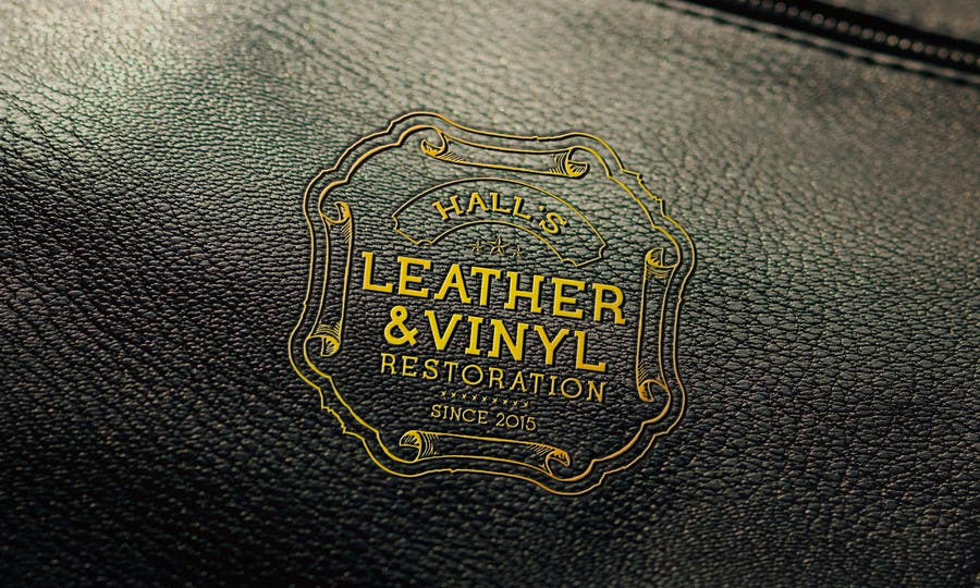 Konkurrenceindlæg #                                        16                                      for                                         Leather and Vinyl Company Logo