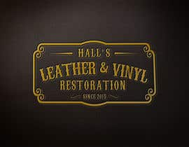 #23 for Leather and Vinyl Company Logo by ayubouhait