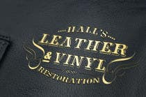 Graphic Design Konkurrenceindlæg #38 for Leather and Vinyl Company Logo