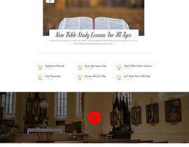 #23 for Ministy Website or Church Website af Creativeboione