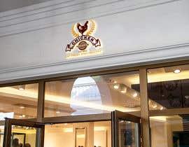 Nro 8 kilpailuun Logo design for chicken shop käyttäjältä stdesign98