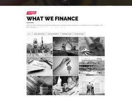 #11 cho Design a Website Mockup for a finance company bởi doubledude