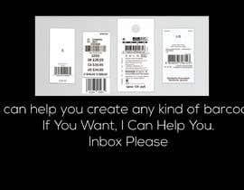 Nro 2 kilpailuun Create any barcode käyttäjältä yeasinarafat1078