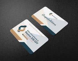 """#115 for 3"""" x 5"""" Double sided Promotional Card For Clinic Opening by Shahariya48"""