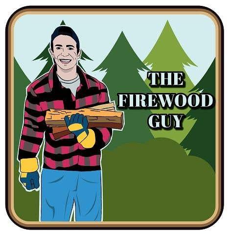 """Bài tham dự cuộc thi #                                        39                                      cho                                         """"The Firewood Guy"""" Logo"""