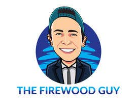 """#30 for """"The Firewood Guy"""" Logo by antor545"""