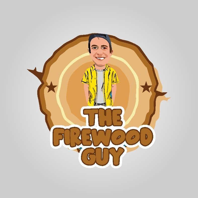 """Bài tham dự cuộc thi #                                        23                                      cho                                         """"The Firewood Guy"""" Logo"""