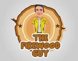 """#23 for """"The Firewood Guy"""" Logo by waktucreative"""