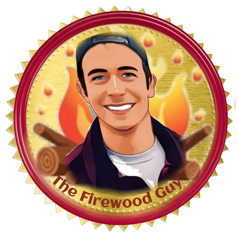 """Bài tham dự cuộc thi #                                        25                                      cho                                         """"The Firewood Guy"""" Logo"""