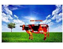 #13 for Make me a Cow Fire Graphic by sarwaralam5755