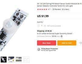 #4 cho Find me a PIR motion sensor that gives a 24V DC digital output signal bởi Nir0shan