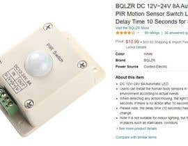 #5 cho Find me a PIR motion sensor that gives a 24V DC digital output signal bởi Nir0shan