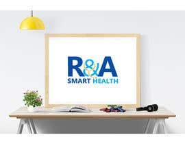 #90 for R&A Smart health LOGO by MdShalimAnwar