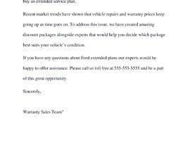 Nro 23 kilpailuun Rewrite Marketing Email käyttäjältä osinachimerem