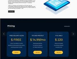 Nro 46 kilpailuun Modernise and update wordpress website käyttäjältä rkcomputer4