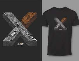 #52 para Design a T-Shirt for JUXT.pro por Iddisurz