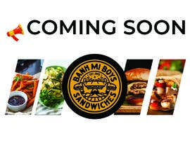 #12 for Restaurant opening soon banner by pixaocen